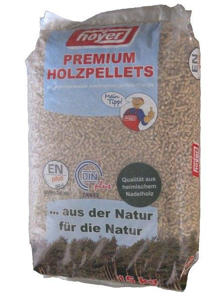 Premium Holzpellets